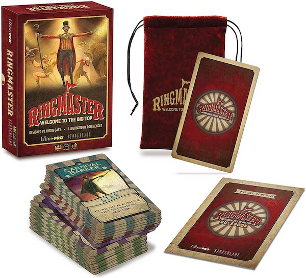 Ringmaster- Welcome to The Big Top Game
