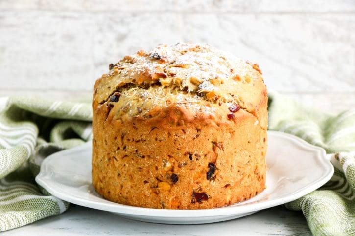 Panettone Christmas Bread Recipe