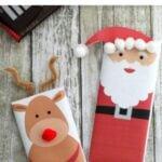 free printable christmas candy bar wrappers