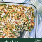 Chicken Almondine Casserole Recipe