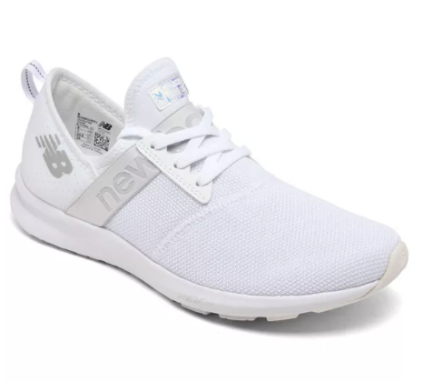 New Balance Women's Fuelcore Nergize Iridescent Walking Sneakers