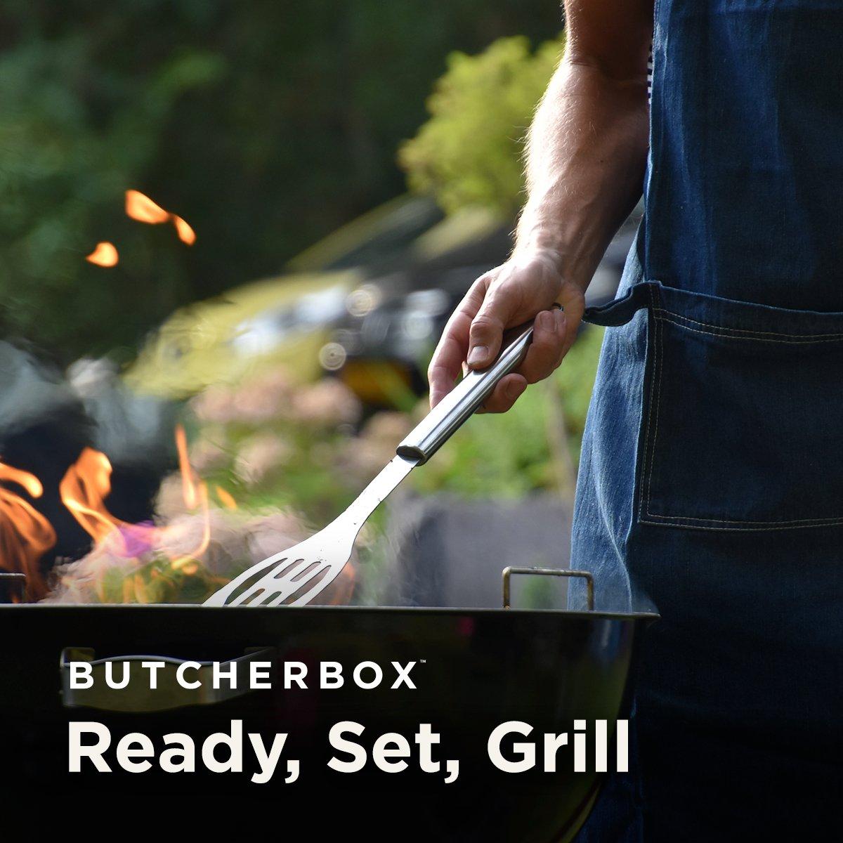 ButcherBox Grill FREE BBQ Bundle