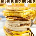 McGriddle Recipe