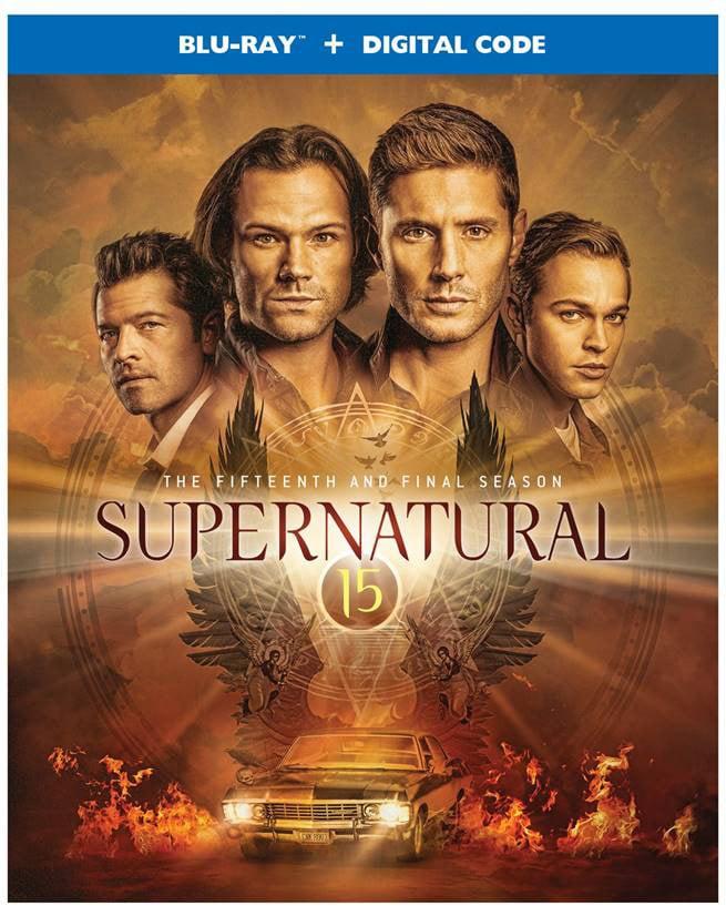 Supernatural Fifteenth and Final Season
