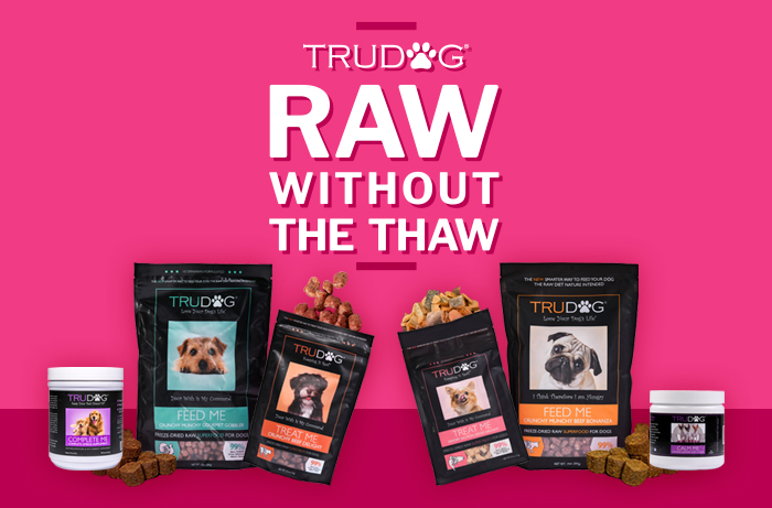 TruDog Raw Without the Thaw