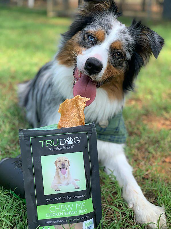 TruDog Chicken Breast Jerky