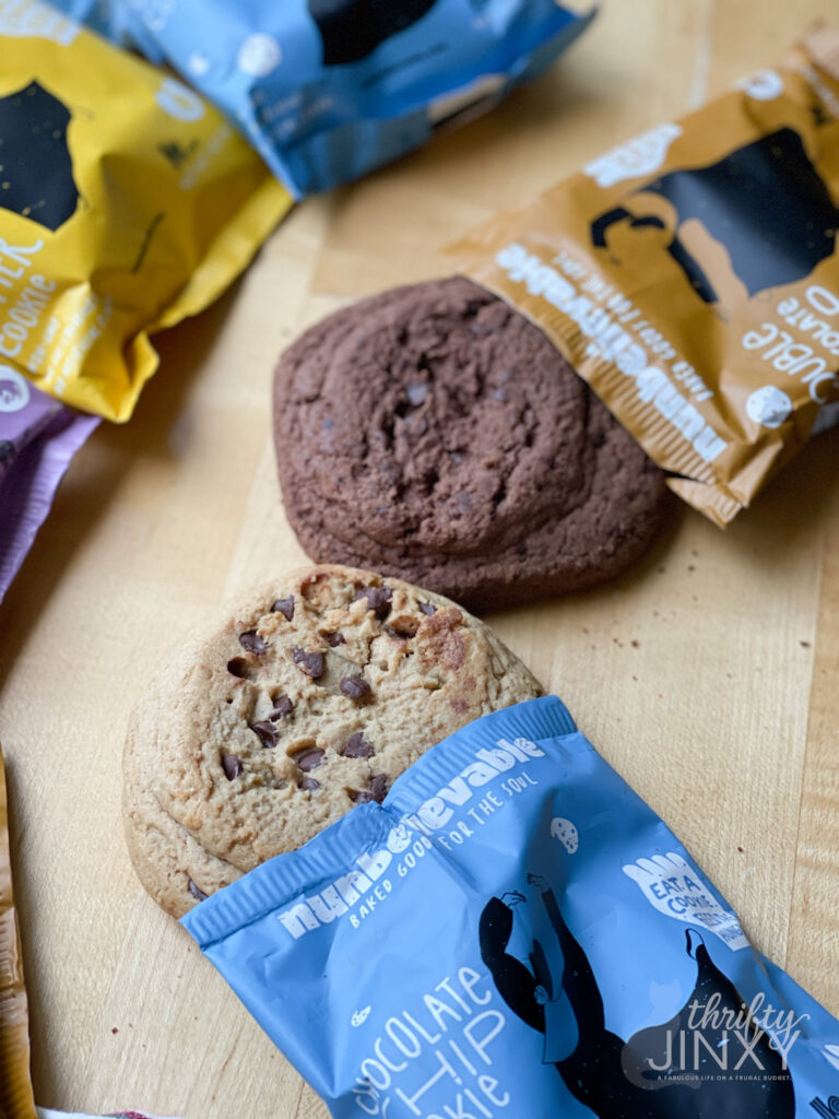 Nunbelievable Chocolate Chip Cookies