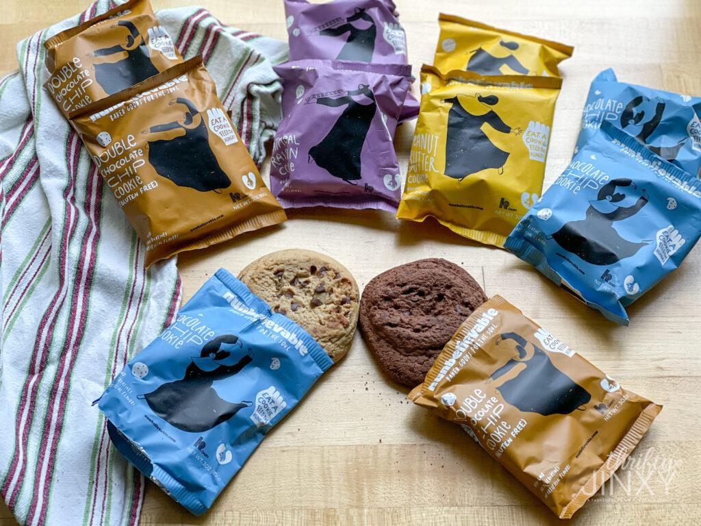 Nunbelievable Cookie Flavors