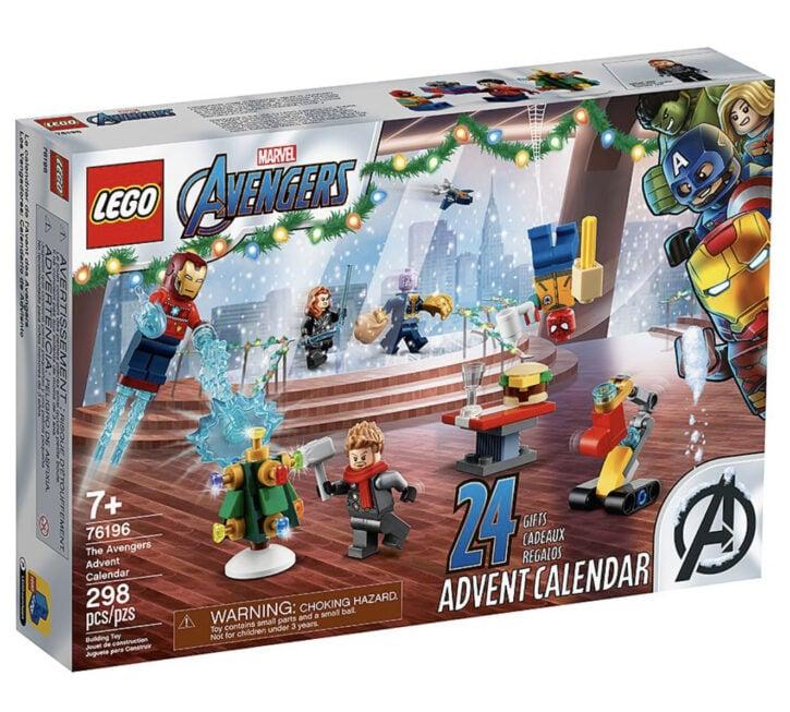Marvel Avengers LEGO Advent Calendar