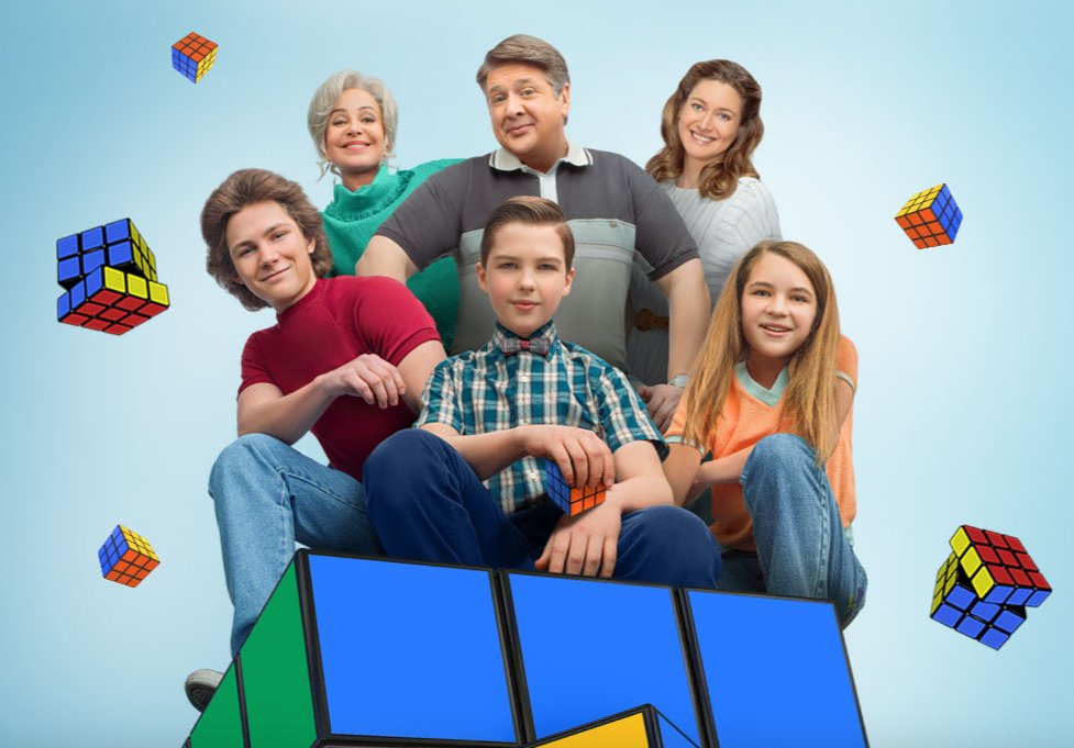 Cast of Young Sheldon