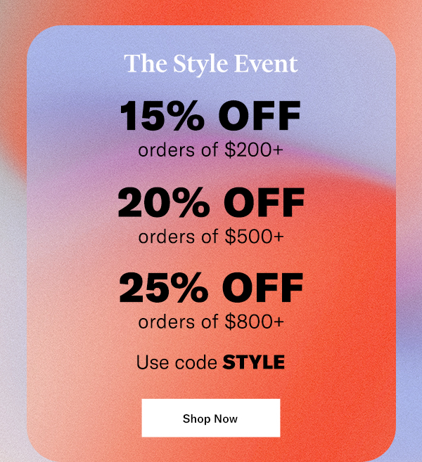 Shopbop The Style Event