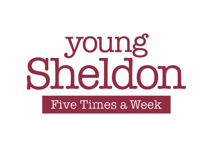 Young Sheldon Logo